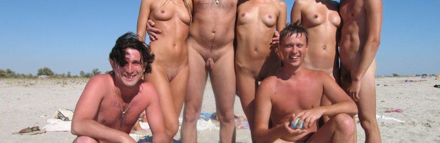 Intalnire la Vadu, plaja pentru nudisti