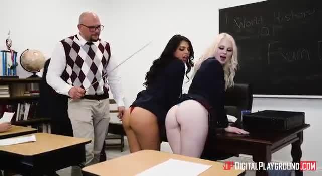 Studente care vor sa treaca