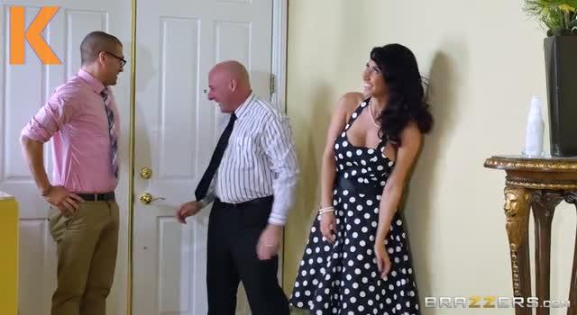 Dupa divort, de fata cu fostul